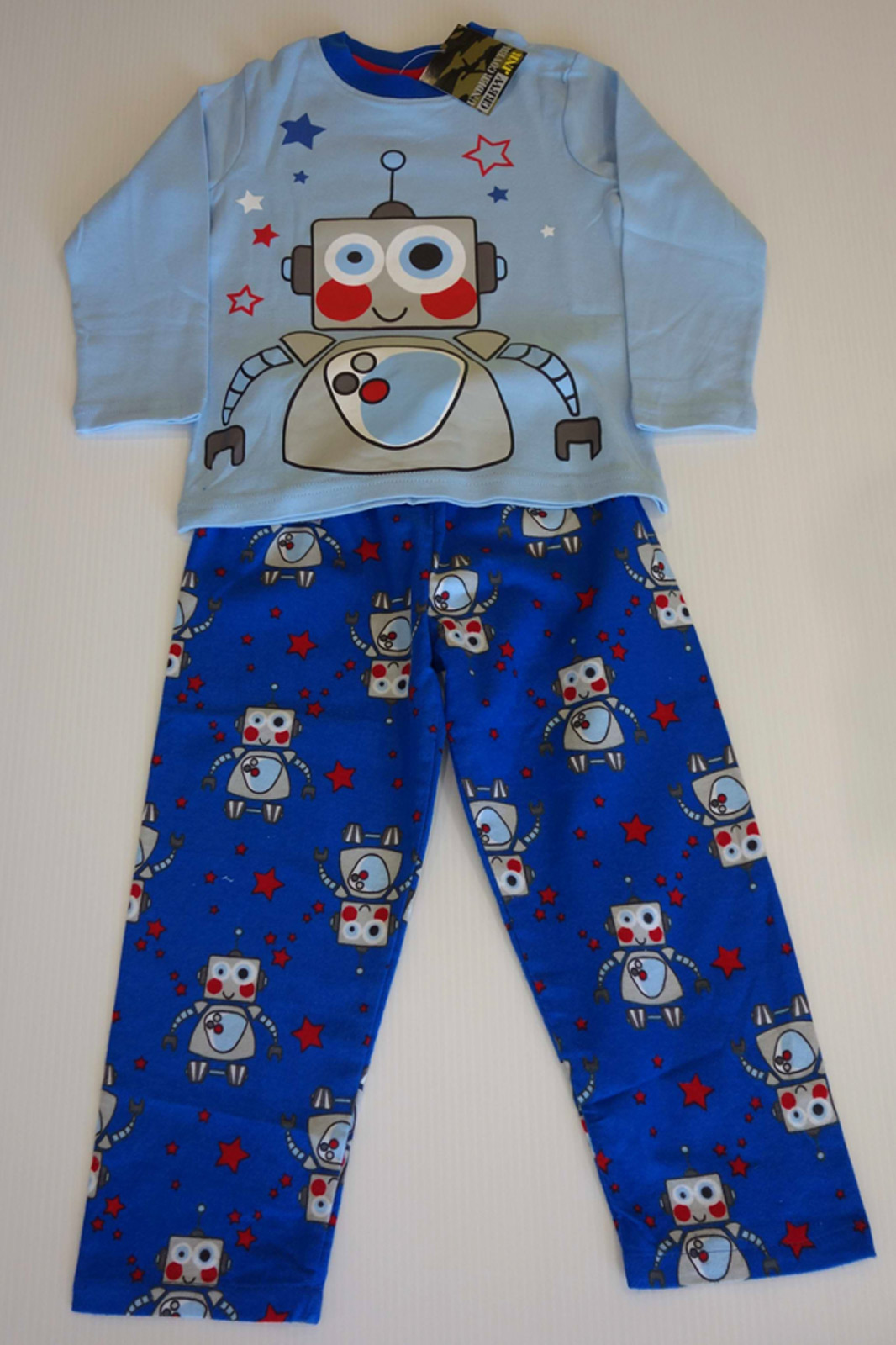 Shop Boys Pyjamas Australia. Cute or cool, pants or shorts, our boys pyjamas collection has it all. Shop our boys clothes range from leading Australian labels and have your little boy dressed and ready for any occasion including a good nights sleep!