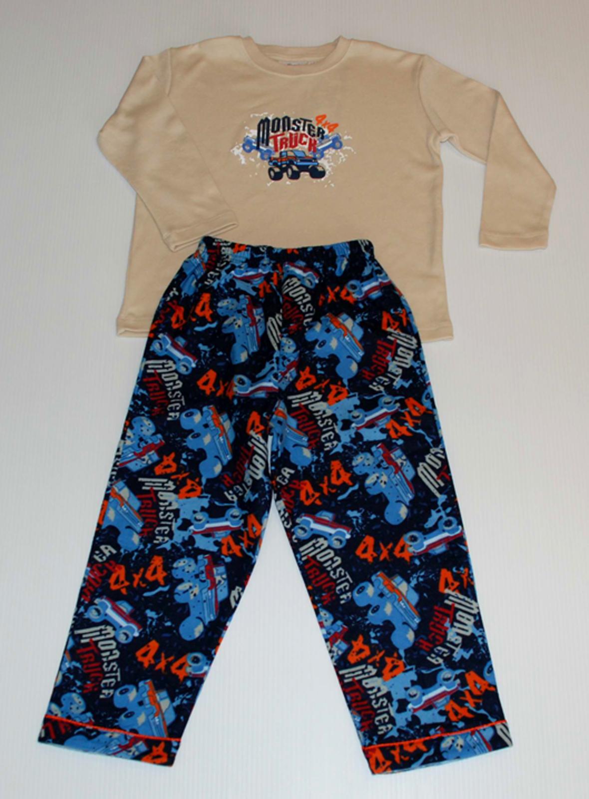 0aa807e3d6ca Boys Pyjamas - 4x4 Monster Truck