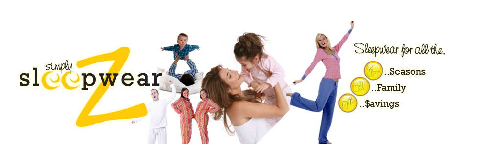 SimpySleepwear sleepwear for all the family at great prices